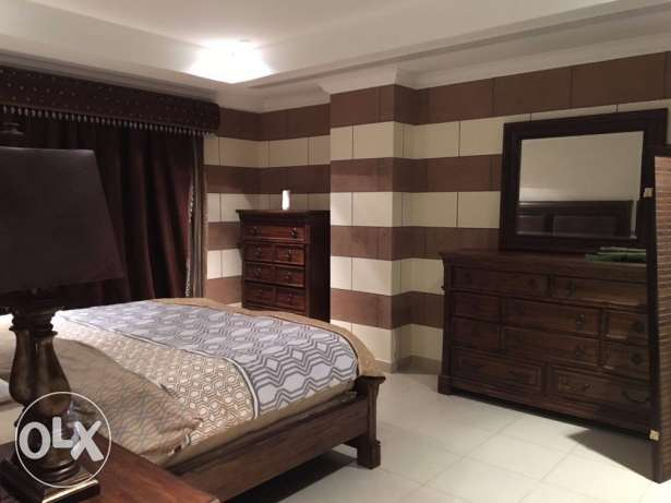 1 bedroom apartment fully furnished, The Pearl