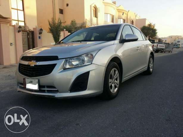 chevrolet cruze low millage 2013