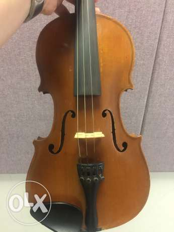 old antique german violin