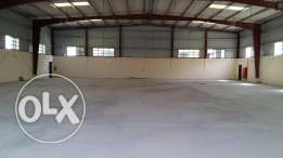 Warehouse for rent at Doha industrial area