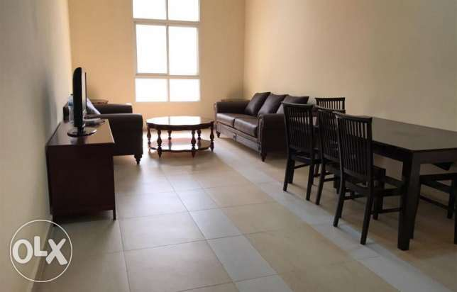 Fully furnished flat 3 bhk al Nasr