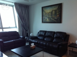 Amazing apartment 2 bedrooms fully furnished at zigzag towet