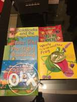 English kids books