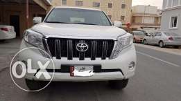 Toyota prado TXL 2014 V6 in waww condition