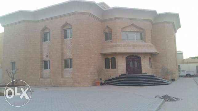 Large Semi Commercial VILLA 1350Sqm IN MAMOURA