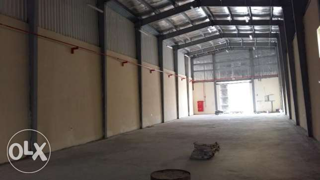500 sqmr Garage for rent in 20