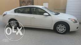 Nissan Altima-2009,drived only 105000KM,One year valid Road permit.Ori