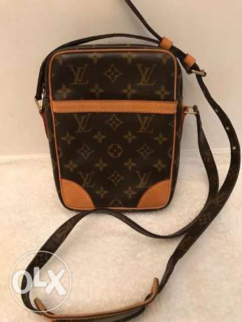 Preowned Louis Vuitton Danube shoulder bag