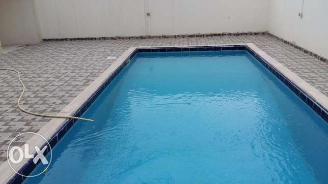 Fantastic S/F Standalone villa with pool Abuhamour Near Dar salam mall المعمورة -  1