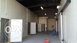 Food store for rent - Doha industrial area