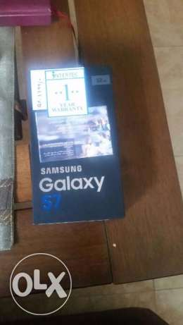 Samsung Galaxy S7 - Brand New