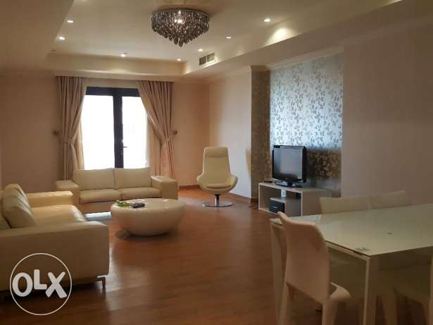 Amazing 1br fully furnished marina and sea view