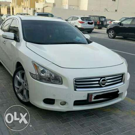 Nissan Maxima 2013 for sell