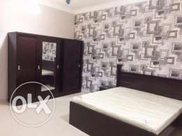 Fully-Furnished 1BR Apartment in Bin Omran