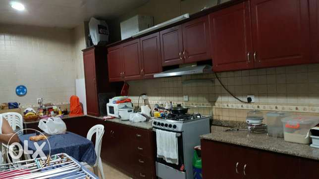 One bedroom with hall, toilet, bathroom and kitchen including water an