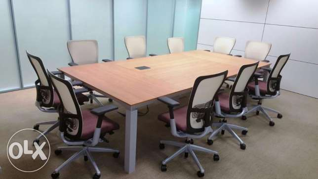 Furnished offices for rent السد -  1