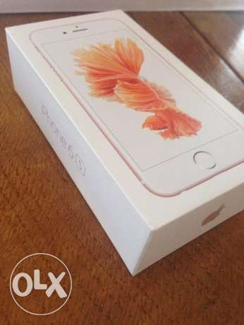 Apple iPhone 6s - 64GB - Rose Gold Unlocked