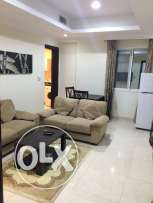 Brand new 1 bhk fully furnished flat in doha jadeed for family