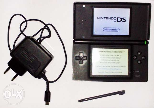 Nintendo DS Lite - Only for collectors