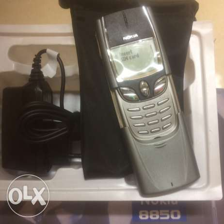 Nokia 8850 Perfect condition