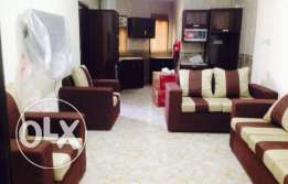 Fully-Furnished, 1-Bedroom Apartment in {Muntazah}