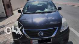 Nissan Sunny Model 2013 Low mileage