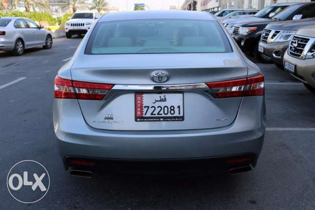 Toyota Avalon - XLE - 3.5 L Model 2015