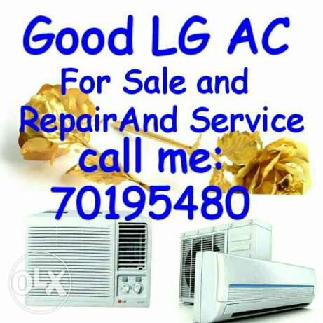 Wondow and Split AC For Sale