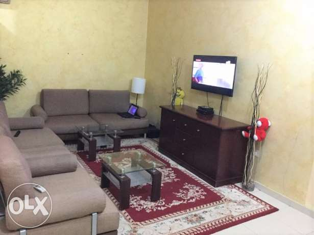 Fully Furnished 1 BHK Family accommodation Available