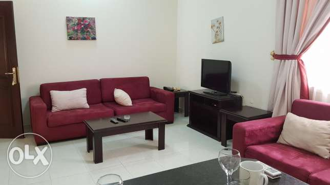 1BHk Furnished in Al Azizia