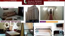 1 BHK Fully furnished- Ready to move apartments near Corniche- Doha