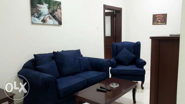Fully Furnished 2BR in Al Thumama