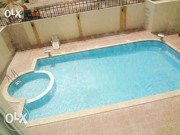 Luxury FF 2-BHK Apartment in AL Nasr / Gymanisium/ Swimming Pool