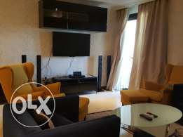 Gorgeous 2br fully furnished sea view