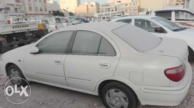 Nissan Sunny 2002 spare parts
