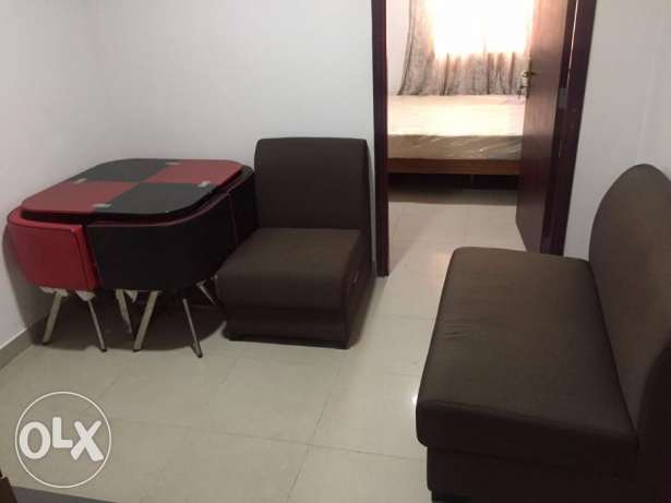-:4000/- 01 bhk ff flat Al Hilal(near qatar airways tower)