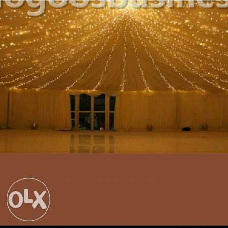 Wedding lights avaialable