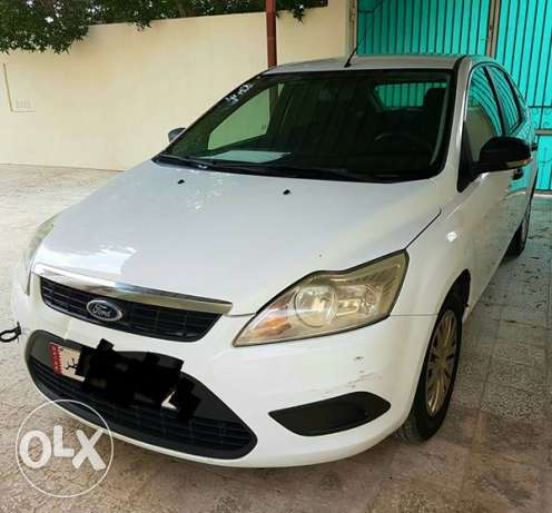 Ford focus 2009 low mileage