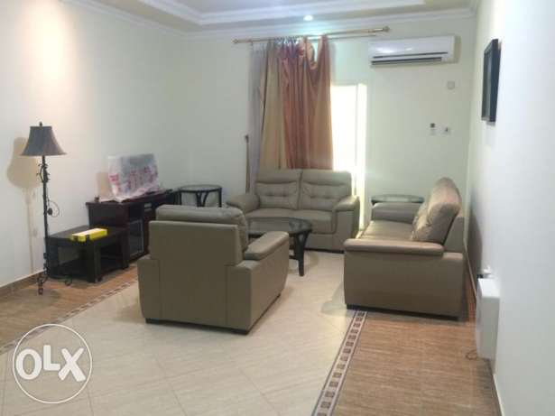 7500fully furnished 2 bhk flat in al sad included water and electricit
