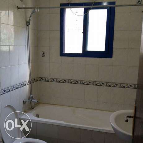 Unfurnished 3-BR Villa in Ain Khaled-Gym-Pool عين خالد -  2
