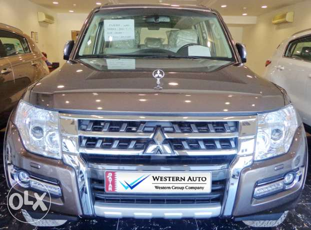 New Mitsubishi Pajero 3.5 Full 2016 Model