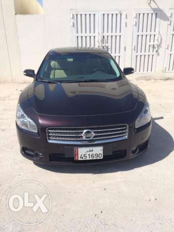 Nissan MAXIMA 2011 ( Lady Driving - Super Clean )