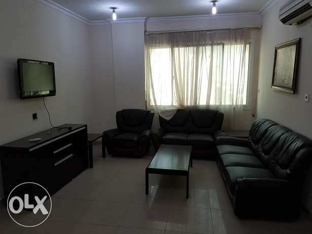 flat fully furnished for staff 3bhk