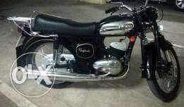 Rajdoot vintage bike 1982
