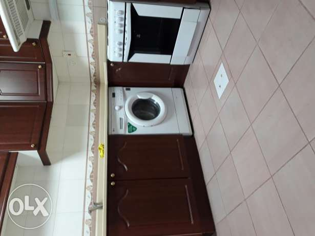 SEMI Furnished 2bedroom flat alsad