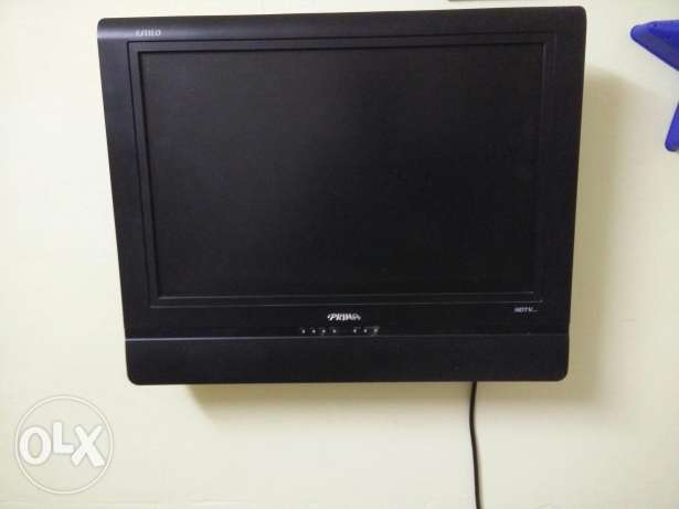 Prima 22 inch hd tv for sale