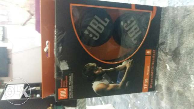 Brand new jbl headphones