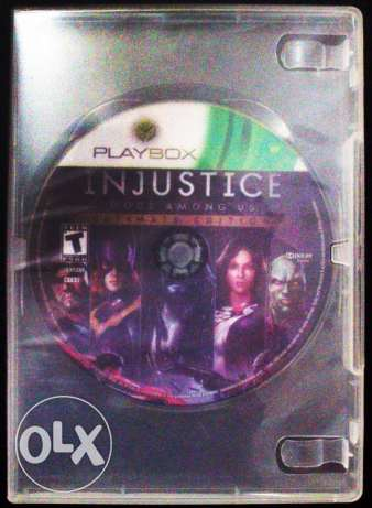 Injustice - gods among us - Ultimate Edition / XBOX 360