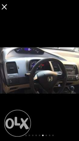 Honda Civic 2008 low mileage 85000 only v good condition