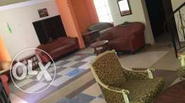 Qr.11000/-Only Stylish 3+1 Villa Gharafa Near: Gulf english school